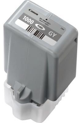 Картридж Canon PFI-1000 GY для IJ SFP PRO-1000 WFG серый 0552C001
