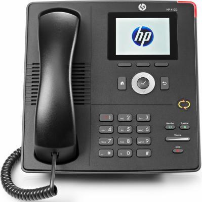 Телефон IP HP 4120 черный J9766C