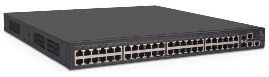 Коммутатор HP 1950-48G-2SFP+-2XGT-PoE+ управляемый 48 портов 10/100/1000Mbps 4хSFP JG963A коммутатор hp e1910 8 poe управляемый 8 портов 10 100mbps poe jg537a