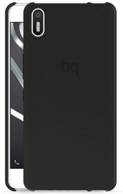 Чехол BQ для BQ Aquaris M5 черный E000605 bq bq aquaris m5 black white