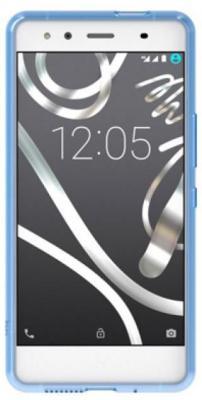 Чехол BQ для BQ Aquaris X5 синий E000636