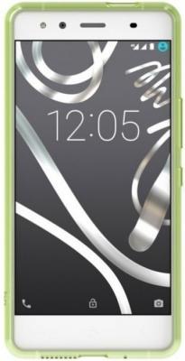 Чехол BQ для BQ Aquaris X5 зеленый E000637 чехол для смартфона bq aquaris x5 green candy e000643