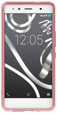 Чехол BQ для BQ Aquaris X5 красный E000638 чехол крышка ubear touch case для apple iphone 6 6s 7 8 софт тач синий