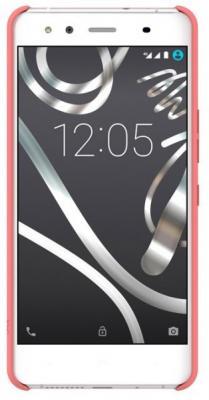 Чехол BQ для BQ Aquaris X5 розовый E000644