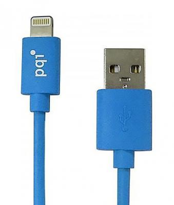 Кабель PQI  i-Cable USB-Lightning синий 1м 6PCB-001R0014A