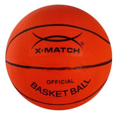 Мяч X-Match баскетбольный 20 см 56186
