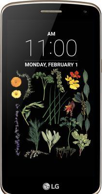 """Смартфон LG K5 титан 5"""" 8 Гб Wi-Fi GPS X220d"""