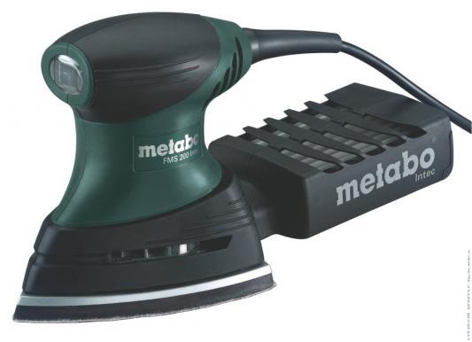 цена на Многофункциональная шлифмашина Metabo FMS 200 Intec 600065500