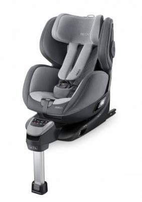 Автокресло Recaro Zero.1 (aluminum grey)