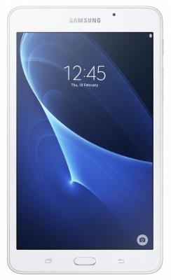 "Планшет Samsung Galaxy Tab A 7.0 SM-T280 7"" 8Gb белый Wi-Fi Bluetooth SM-T280NZWASER"