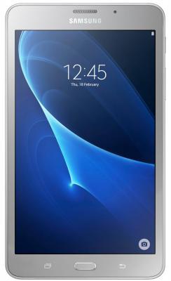"Планшет Samsung Galaxy Tab A 7.0 SM-T280 7"" 8Gb серебристый Wi-Fi Bluetooth SM-T280NZSASER"