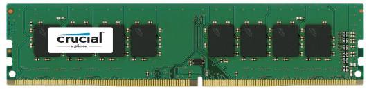 Оперативная память 8Gb PC4-17000 2133MHz DDR4 DIMM Crucial CT8G4DFS8213