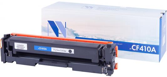 Картридж NV-Print CF410A для HP Laser Jet Pro M477fdn/M477fdw/M477fnw/M452dn/M452nw черный 2300стр картридж для принтера nv print для hp cf403x magenta