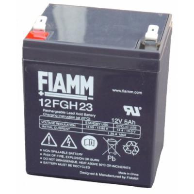 Батарея FIAMM 12FGH23 5Ач 12B