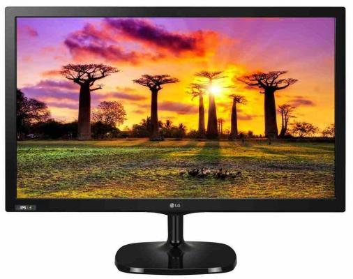 Телевизор LG 22MT58VF-PZ черный lg 24mt58vf pz телевизор