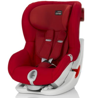 Автокресло Britax Romer King II (flame red trendline)