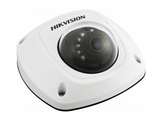 Камера IP Hikvision DS-2CD2542FWD-IS CMOS 1/3'' 4 мм 2688 x 1520 H.264 MJPEG RJ-45 LAN PoE белый видеокамера ip hikvision ds 2cd2542fwd iws 4 мм белый