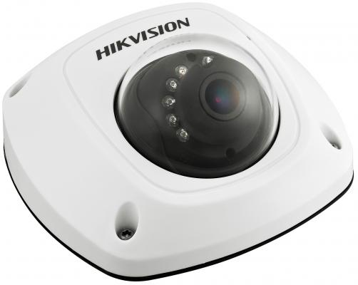 Фото - Камера IP Hikvision DS-2CD2522FWD-IS CMOS 1/2.8 2.8 мм 1920 x 1080 H.264 MJPEG RJ-45 LAN PoE белый видеокамера ip hikvision ds 2cd2522fwd is