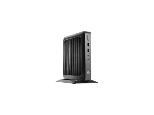 Тонкий клиент HP t520 AMD G-GX-212JC 4Gb SSD 16 AMD Radeon HD Windows Embedded Standard 7E черный J9A40EA
