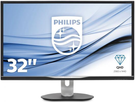 Монитор 32 Philips BDM3270QP 00 монитор philips 246v5lsb