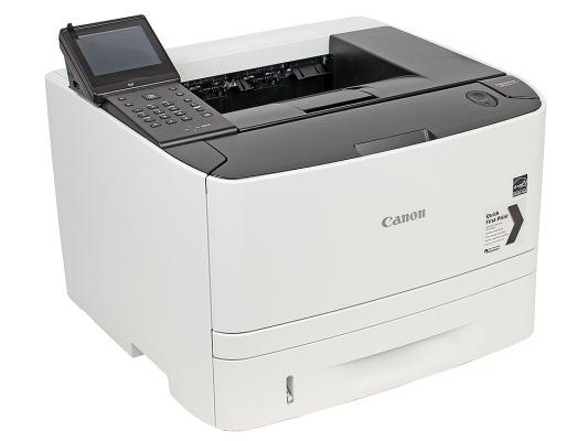 Принтер Canon i-Sensys LBP253X ч/б A4 33ppm 1200х1200dpii Ethernet WiFi USB 0281C001 принтер canon i sensys lbp653cdw цветной a4 27ppm 600x600dpi usb ethernet wi fi 1476c006