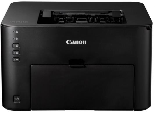 Принтер Canon i-Sensys LBP151DW ч/б A4 27ppm 1200х1200dpii Ethernet WiFi USB 0568C001 принтер canon i sensys lbp653cdw цветной a4 27ppm 600x600dpi usb ethernet wi fi 1476c006