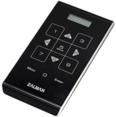 Внешний контейнер для HDD 2.5 SATA ZALMAN ZM-VE500 USB3.0 черный