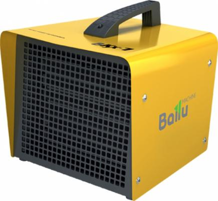 Тепловая пушка BALLU BALLU BKX-7 5000 Вт ручка для переноски вентилятор желтый цена и фото