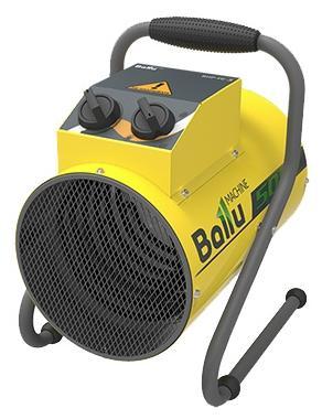 Тепловая пушка BALLU BHP-PE-5 4500 Вт ручка для переноски вентилятор желтый цена и фото