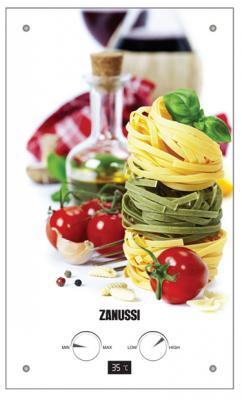 Водонагреватель проточный Zanussi GWH 10 Fonte Glass La Spezia 18.5 кВт водонагреватель накопительный zanussi zwh s 10 melody u yellow