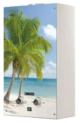 Водонагреватель проточный Zanussi GWH 10 Fonte Glass Paradiso 18.5 кВт