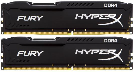 Оперативная память 16Gb (2x8Gb) PC4-17000 2133MHz DDR4 DIMM CL14 Kingston HX421C14FB2K2/16