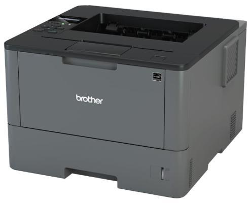 Принтер Brother  HL-L5100DN ч/б A4  Duplex Ethernet USB HLL5100DNR1