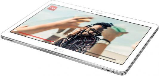 "Планшет Huawei MediaPad M2 10.1"" 16Gb серебристый белый LTE Wi-Fi 3G Bluetooth Android M2-A01L 53015922"