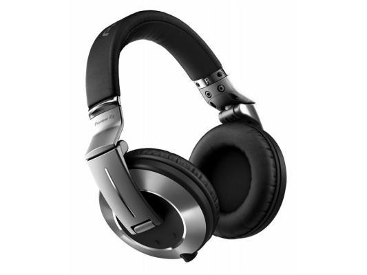 все цены на  Наушники Pioneer HDJ-2000MK2-S серебристый  онлайн