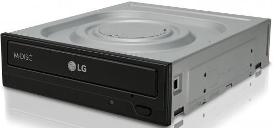 Привод для ПК DVD±RW LG GH24NSD0/1 SATA черный OEM выносной dvd rw привод