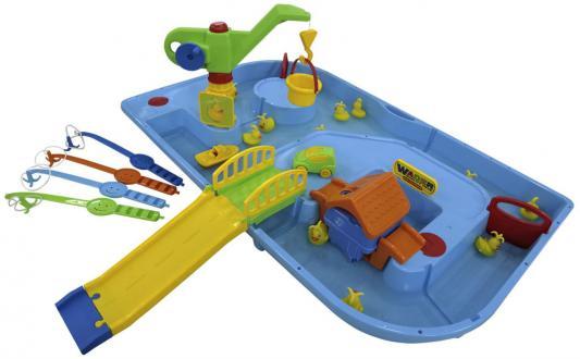 Игра с водой Wader Поймай уточку для 4 игроков 40558
