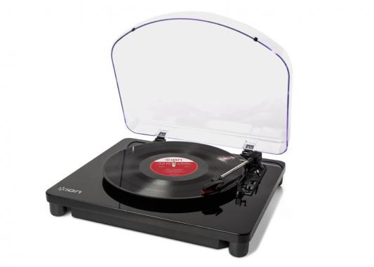 Виниловый проигрыватель ION Classic LP дерево