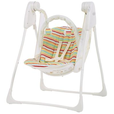 Электрокачели Graco Baby Delight (candy stripe)