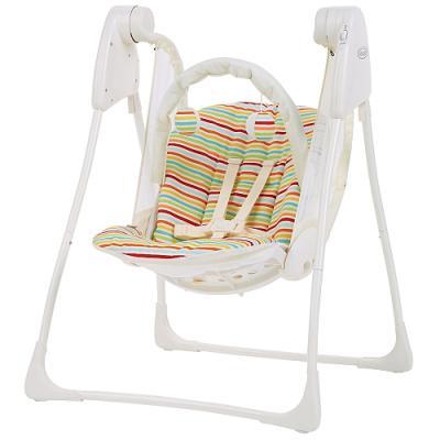 Качели электронные Graco Baby Delight (candy stripe)