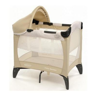 Манеж-кроватка Graco Petite Bassinet (benny and bell)