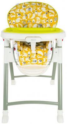 Стульчик для кормления Graco Contempо (spring lime)