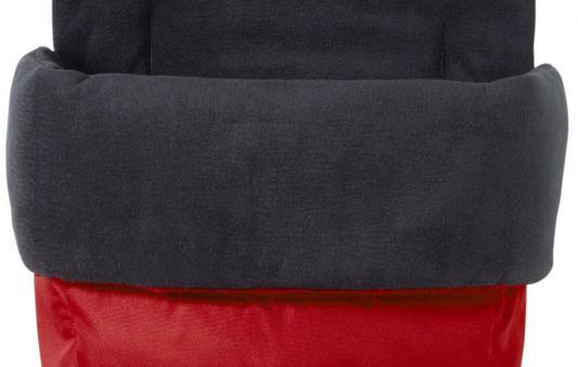Муфта для ног Baby Jogger (красный)