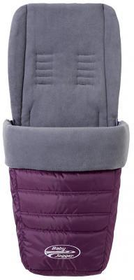 Муфта для ног Baby Jogger (фиолетово-серый)