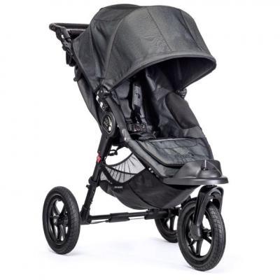 Прогулочная коляска Baby Jogger City Elite Single (угольный джинс) city elite