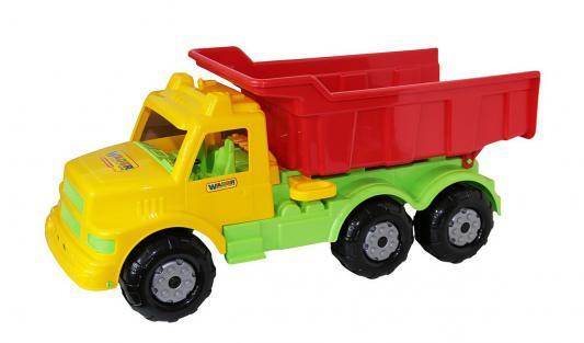 Самосвал Wader Буран-1 разноцветный 73 см 43627 бетономешалка wader super truck 58 5 см разноцветный 36590