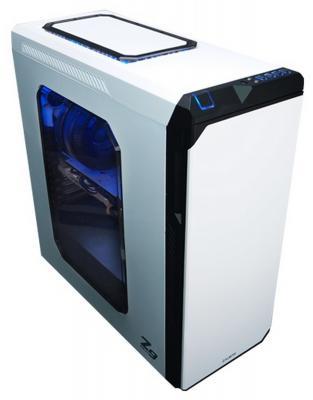 все цены на Корпус ATX Zalman Z9 Neo Без БП белый