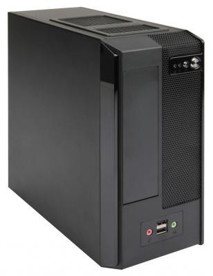 Корпус mini-ITX InWin BM677BL 160 Вт чёрный