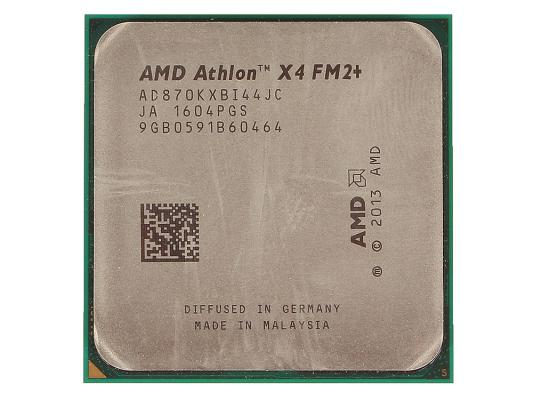 Процессор AMD Athlon X4 870K AD870KXBI44JC Socket FM2+ OEM