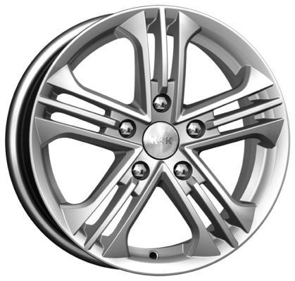 Диск K&K Trinity 6xR15 5x105 мм ET39 Блэк платинум колесные диски gr 1007 6x15 5x105 d56 6 et39 s